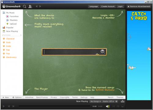 Grooveshark-Desktop-App