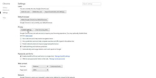 Open-content-settings-in-chrome