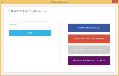 beamrise-browser-account-setup