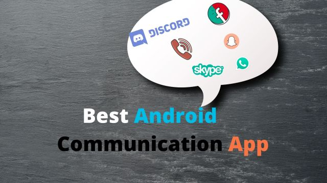 Best-Android-Communication-App