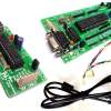 8051 Developement Kit Project Board+AT89S52+MAX232+8051 USB ASP Programmer MY TechnoCare www.mytechnocare.com