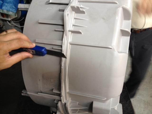 Guida] Sostituire i cuscinetti di una lavatrice risparmiando dei ...
