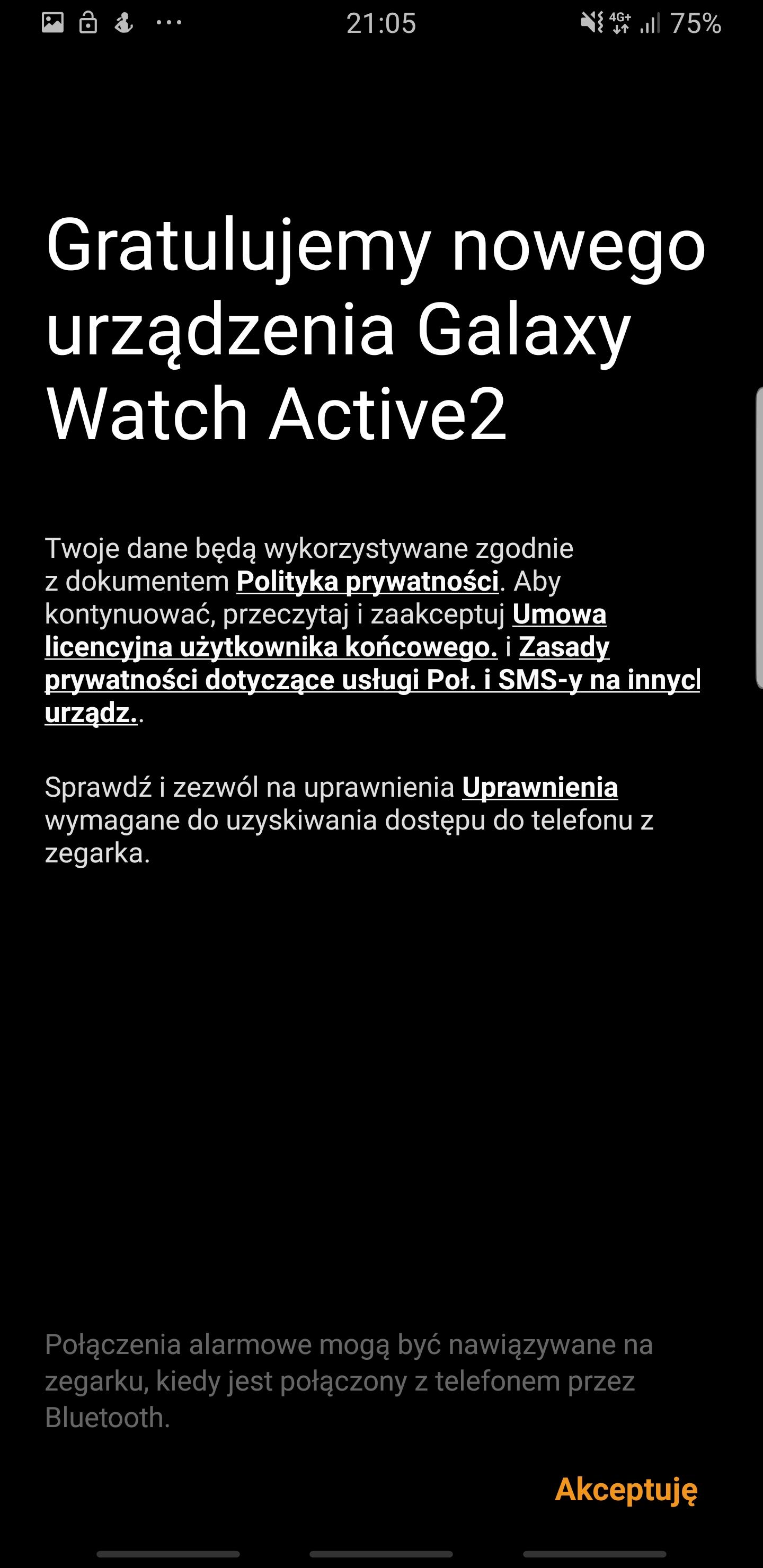 Pierwsze wrażenia samsung galaxy watch active 2