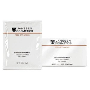 Janssen White Mask