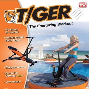 Tiger Exercise Machine