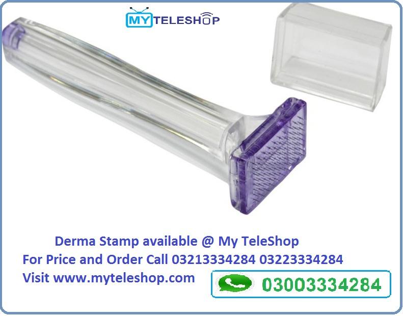 Derma Stamp in Pakistan
