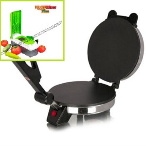 Roti Maker With Nicer Dicer