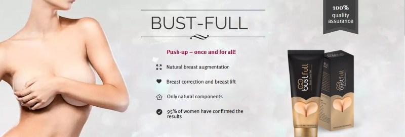 Bust Full Cream Pakistan