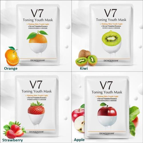 Bioaqua Toning Youth Mask V7 in Pakistan