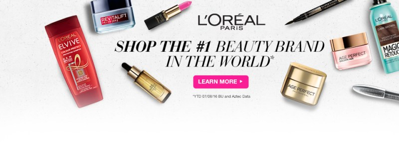 Loreal Products in Pakistan