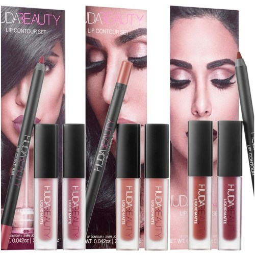 Huda Beauty Lip Contour Set in Pakistan