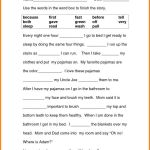 4th Grade Reading Worksheets Of 7 Reading Prehension Worksheets 5th Grade Multiple Choice
