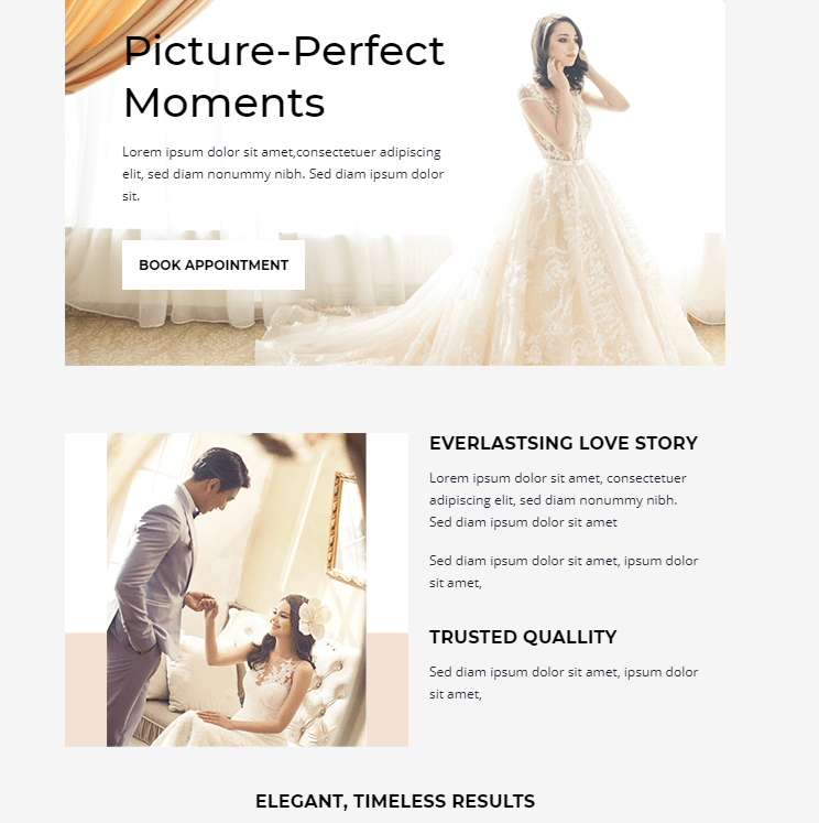 Free Wedding Email Newsletter