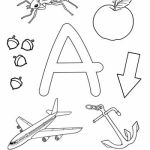 Letters of the Alphabet A
