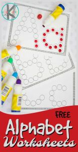 Alphabet Worksheets Activities Of Free Alphabet Worksheets these Simple Abc Worksheets are A Great Printable to Help Children Practice their Letters Using Do A Dot Markers Perfect Free Printable for toddler Preschool and Kindergarten
