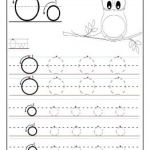 Alphabet Worksheets for Kids Tracing Letters Of Printable Letter O Tracing Worksheets for Preschool Printable Coloring Pages for Kids
