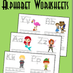 Alphabet Worksheets Uppercase Of Free Disney Alphabet Coloring Pages
