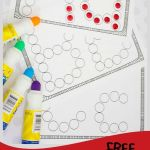 Alphabet Worksheets with Words Of Free Alphabet Worksheets these Simple Abc Worksheets are A Great Printable to Help Children Practice their Letters Using Do A Dot Markers Perfect Free Printable for toddler Preschool and Kindergarten