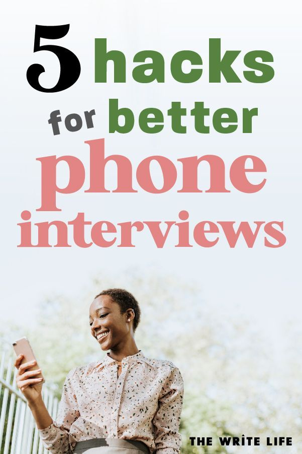 5 Tips for Better Phone Interviews for Freelance Writers to Use Right Now