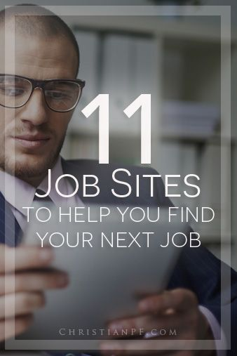 Looking For Job Sites To Find A Job