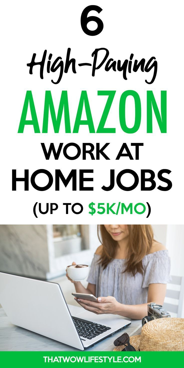 6 Ways To Make Money From Home With Amazon in 2020