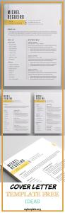 Cover Letter Template Free Ideas Of Modern and Professional Resume Template