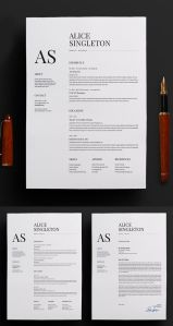 Cover Letter Template Free Simple Of Elegant Resume Cv and Cover Letter