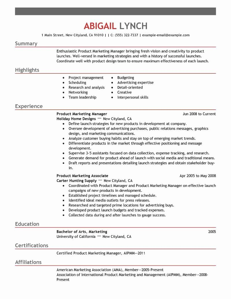 Mba Application Resume Examples Lovely top Mba Resume Samples & Examples for Professionals