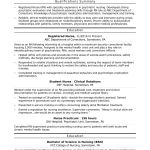 Mental Health Nurse Resume Of Learn How to Build A Powerful Entry Level Nurse Resume with This Free Resume Sample