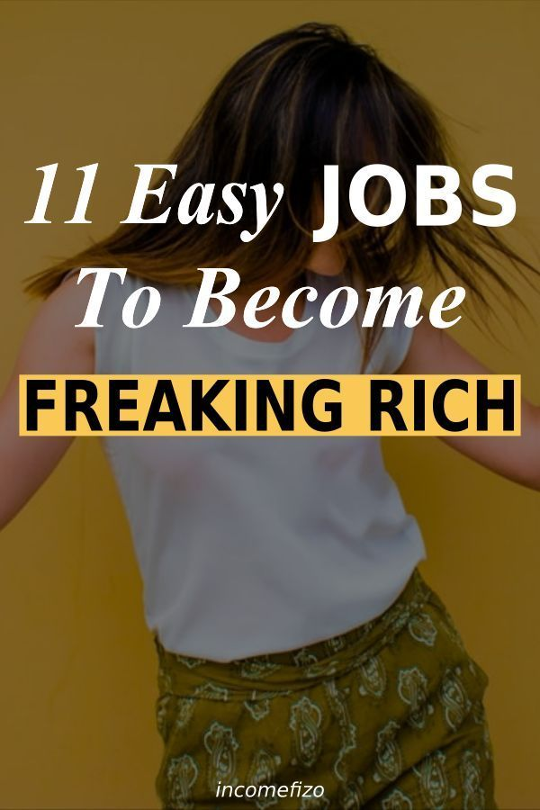 These 11 Jobs Will Make You Serious Money