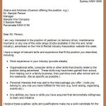Nursing Resume Examples Cover Letters Of