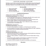 Nursing Skills to Put On Resume Of if You Think Your Cna Resume Could Use some Tlc Check Out This Sample Resume for Ideas On How You Can Demonstrate Your Nursing Skills and Dedication to Quality Care