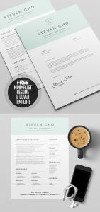 Resume Cover Letter Template Free Of 23 Free Creative Resume Templates with Cover Letter