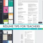 Resume for Research Position Of Résumé Writing for Teachers