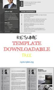 Resume Template Downloadable Free Of Engineering Resume Templates Engineering Resume Job Resume Template Downloadable Resume Te