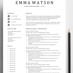 Resume Template Free Editable Of are You Looking for A Free Editable Resume Template Sign Up for Our Job Search Tips and This Template for Free You Can Easily Adjust It In Microsoft Word or Pages Resumetemplate Resume Jobsearch Jobhunt Freeresume