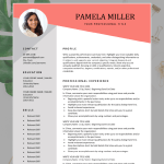 Resume Template Free Of are You Looking for A Free Editable Resume Template Sign Up for Our Job Search Tips and This Template for Free You Can Easily Adjust It In Microsoft Word Resumetemplate Resume Jobsearch Jobhunt Freeresume