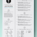 Resume Template Free Word Of 30 Resume Templates for Mac Free Word Documents Download