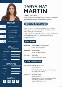 Resume Template Free Word Of Resume with Picture Template Luxury Free Professional Resume and Cv Template In Psd Ms Word