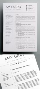 Resume Template Professional Free Download Of 30 Best Word Resume Templates