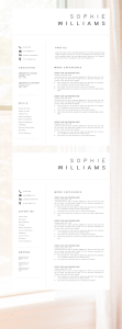 Resume Template Professional Simple Of New Cv Template Resume Template Minimalist Professional Cv Design Resume Template Instant Download Word