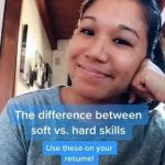 Resume Tips and Tricks Of the Difference Between soft Vs Hard Skills for Resume