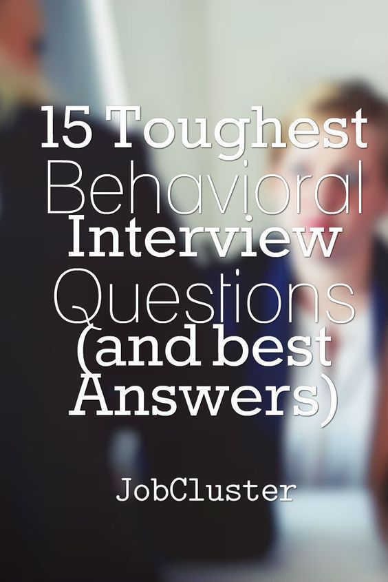 Top 12 Behavioral Interview Questions and Sample Answers Infographic