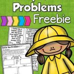 Subtraction Word Problems for Grade 3 Of Free 2 Step Word Problems Using the Four Operations