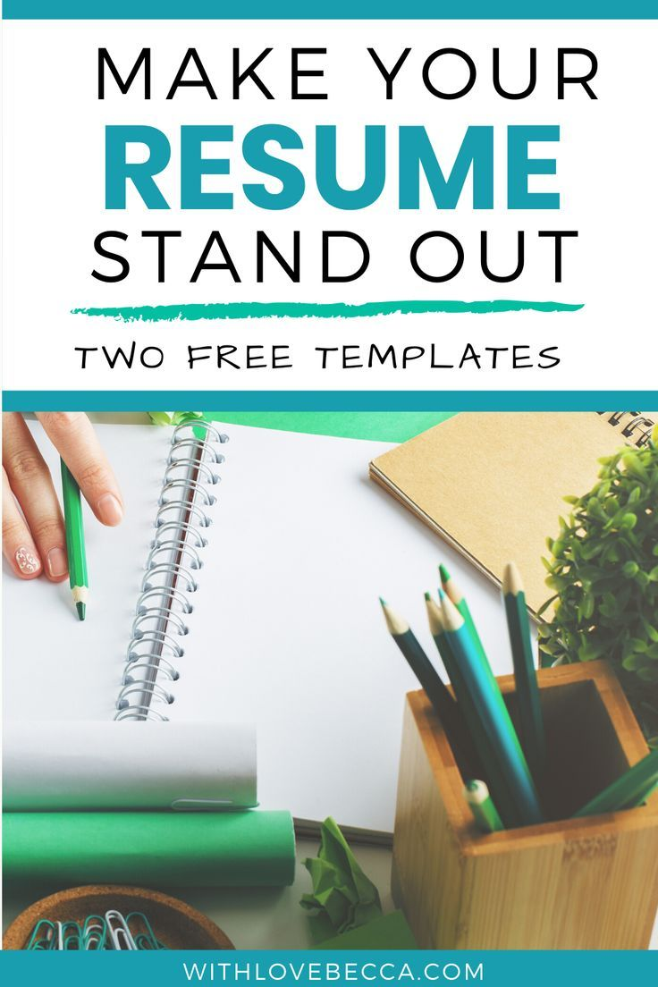 """The Resume Sections You Need to Take Your Resume from """"Meh"""" to """"We Need to Meet Her """" Free Resume T"""
