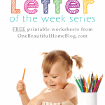 Teaching Alphabet to toddlers Worksheets Of Letter Of the Week E Beautiful Home