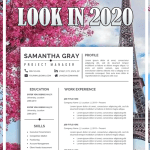 Templates Of Resumes and Cover Letters Of Resume Template Professional Resume Creative Resume Cv Template Modern Resume Resume Word Cv