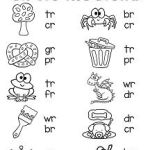 The Alphabet Worksheets Activities Of Blends Worksheets and Activities Over 70 Pages to Practice R Blends and Other Blends are Available