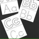 Toddler Worksheets Printable Alphabet Of 26 Free Printable Letter Play Dough and Tracing Practice Pages ⋆ Miniature Masterminds