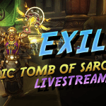 Last Tomb of Sargeras Livestream VoD